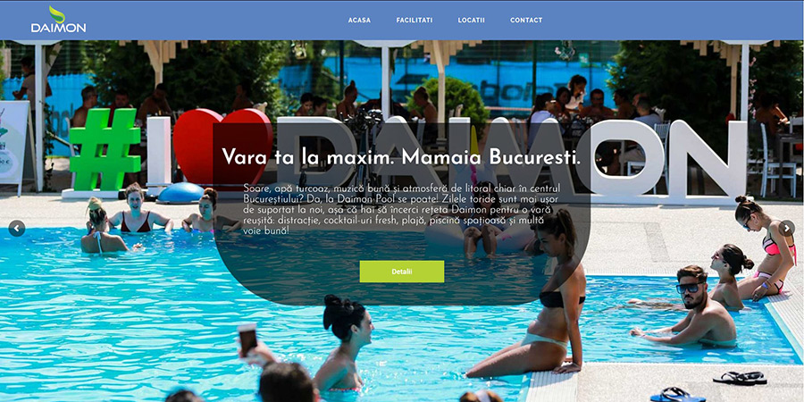 web design piscina